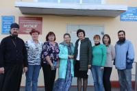 Организаторы мероприятий по изучению духовного наследия русских семей в крае. Боготол-2016